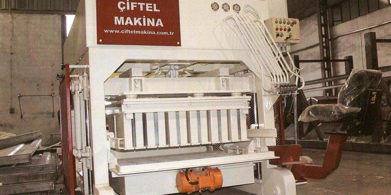 yumurtlayan briket makinasi