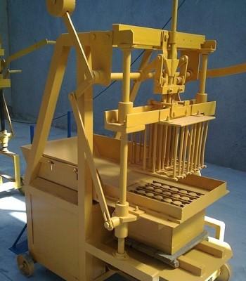 manuel briket makinası