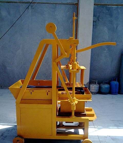 Briket Makinası MG 2.1 Manuel