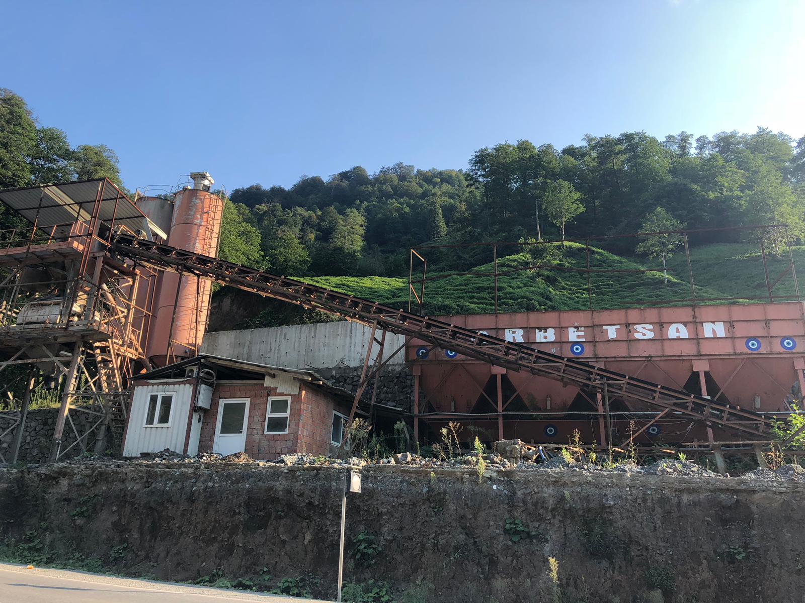 İkinci El Beton Santrali Tesisi – 120 m3